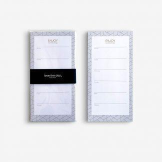 WEEKLY PLANNER SMALL