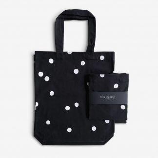 Shopper Cottonbag Dots