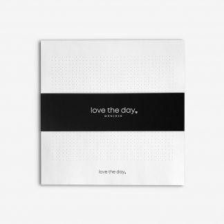 love the day notepad xl