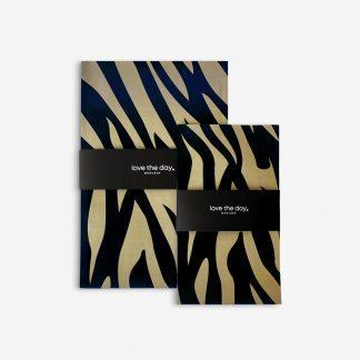 Papiertüten Paperbags Zebra