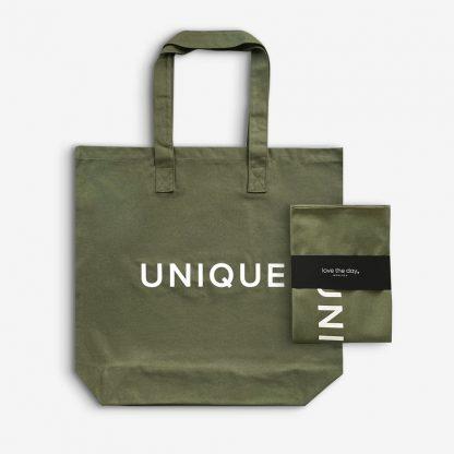 Cotton bag unique